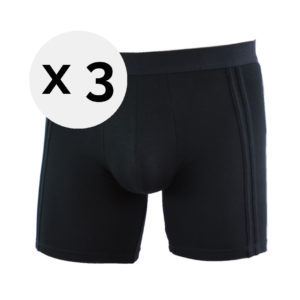 Comfortable, Sustainable Underwear 3 Pack