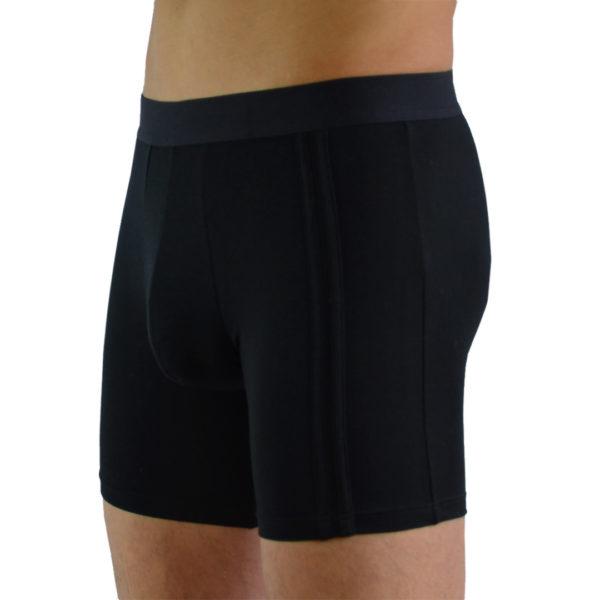 Black Boxer Briefs - Comfortable, Sustainable, Minimal