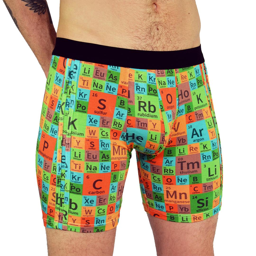 Men's Boxer Briefs - Comfortable Underwear From Moxy & Zen
