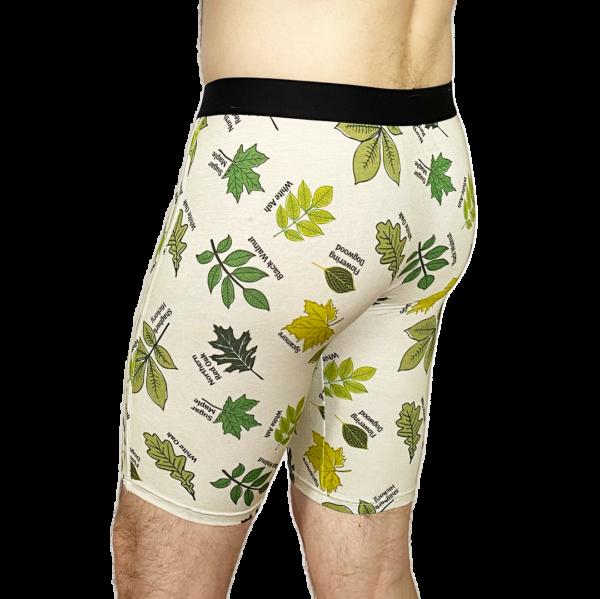 Men's Long Boxer Briefs - Hot for Arborist
