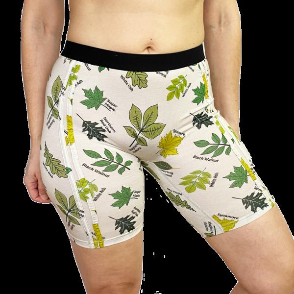 Women's Long Boxer Briefs - Hot For Arborist