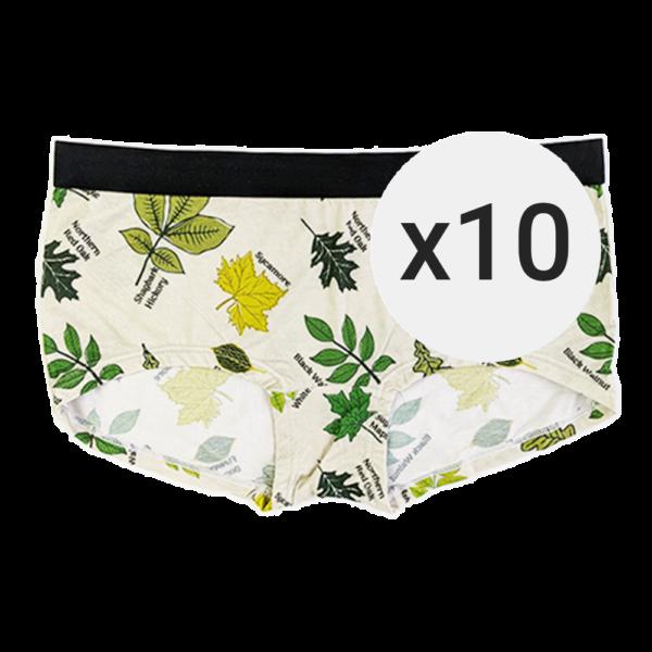 women's underwear 10-pack